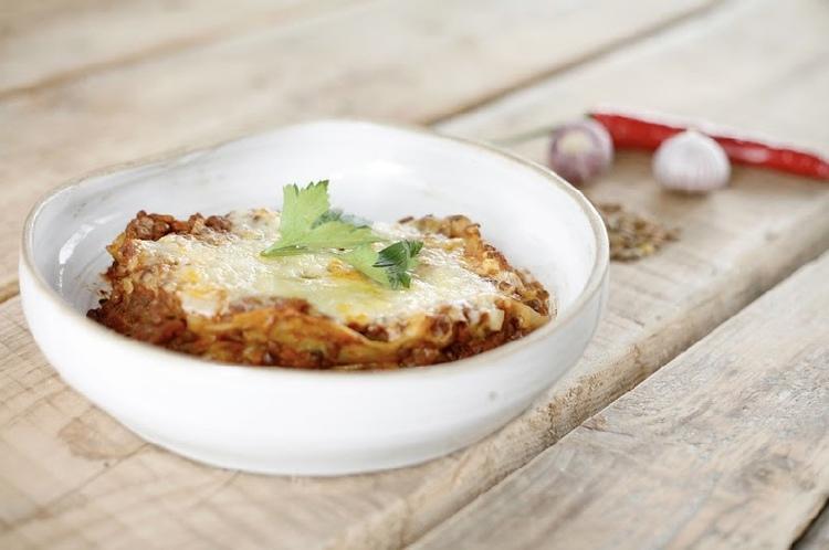 Lasagne från Godmat & Co