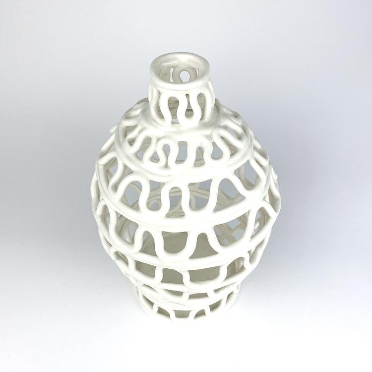 Skulptur / Vas av Sophia Wallgren
