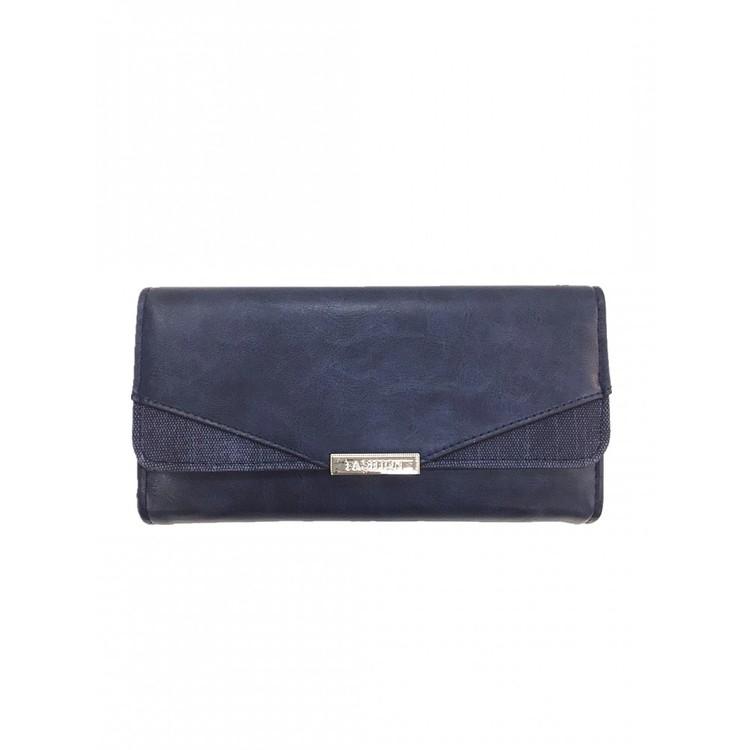Plånbok marinblå