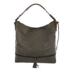 Väska grön