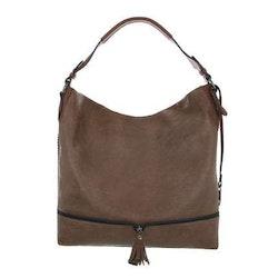 Väska brun
