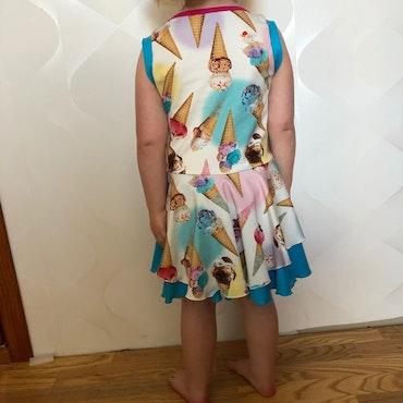 Fairy Princess klänning