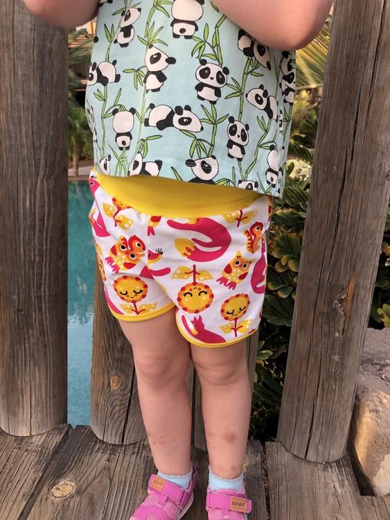 Shorts retro