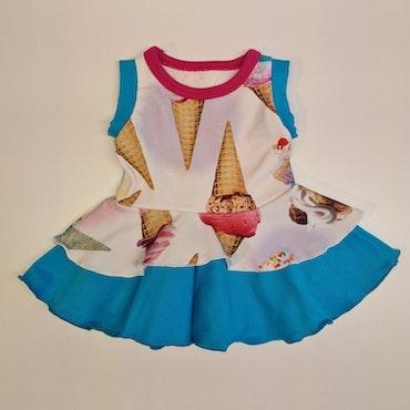 Fairy princess klänning 43cm
