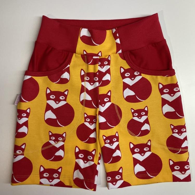 Wazzup shorts