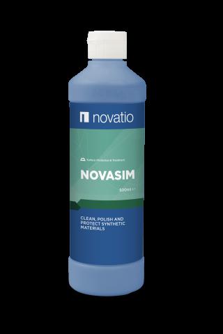 NOVASIM / VINYL, PLASTRENGÖRNING, 500ml