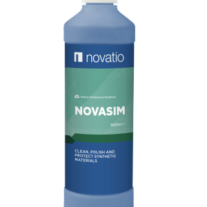 NOVASIM / VINYL, PLASTRENGÖRNING, 500ml