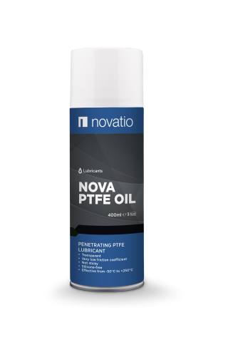 NOVA PTFE OIL / HIGH-TECH PTFE SMÖRJMEDEL, 400ml