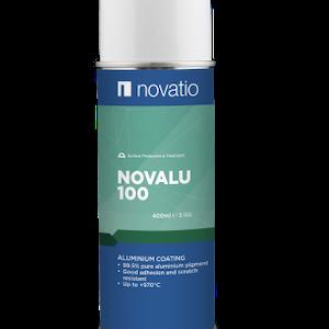 NOVALU 100 / VÄRME OCH KORISSIONSSKYDD, 400ml