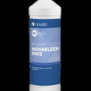 NOVAKLEEN pH 13 / AVFETTNING