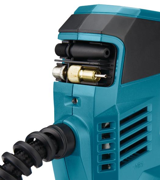 MAKITA Kompressor DMP180Z, 18V • 8,3 bar • 12L/min