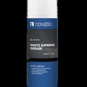WHITE SUPREME GREASE / Vattentät, Värmebeständig Smörjning, 400ml