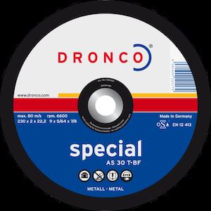 DRONCO Kapskiva SPECIAL 180x2,0x22,23