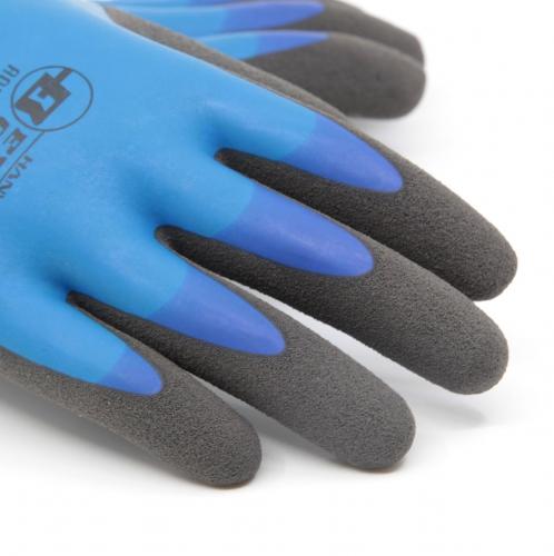 Aquaguard, vattentät, kembeständig handske, fp om 12st