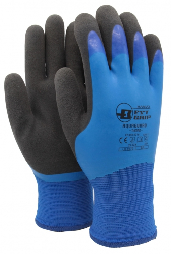 Aquaguard Thermo, vattentät, kembeständig handske, fp om 12st