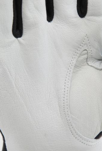 Vinterfodrad Monteringshandske Getskinn, fp om 12st