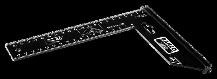BAHCO Snickarvinklel med stålklinga
