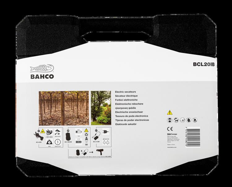 BAHCO Sladdlös batteridriven sekatör 14,4 V