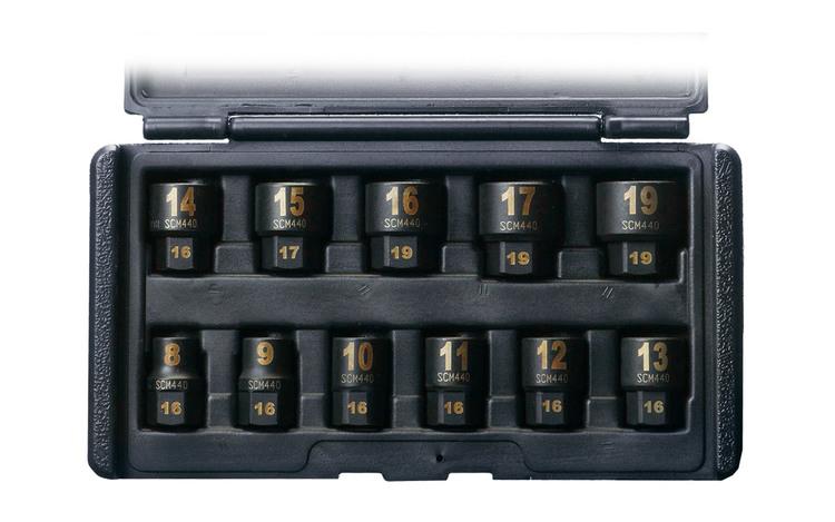 AKUMA® Tiger Sockets 11-Delars Set