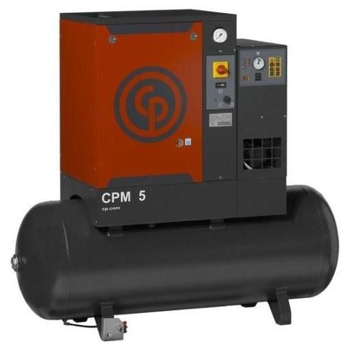 Skruvkompressor för den mindre verkstaden 2-6 platser