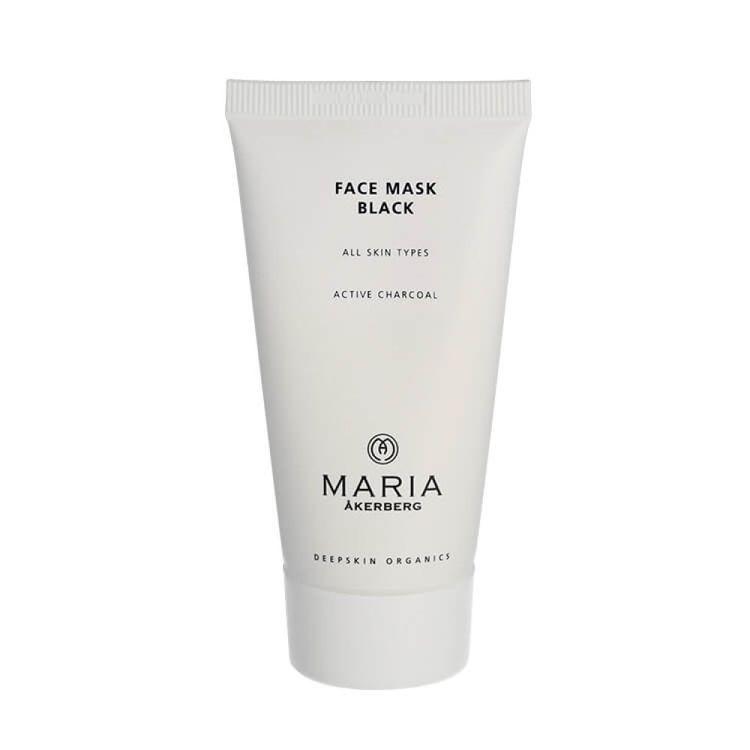 Maria Åkerberg Face Mask Black 50 ml