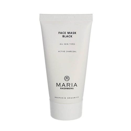 Maria Åkerberg Face Mask Black 50 ml