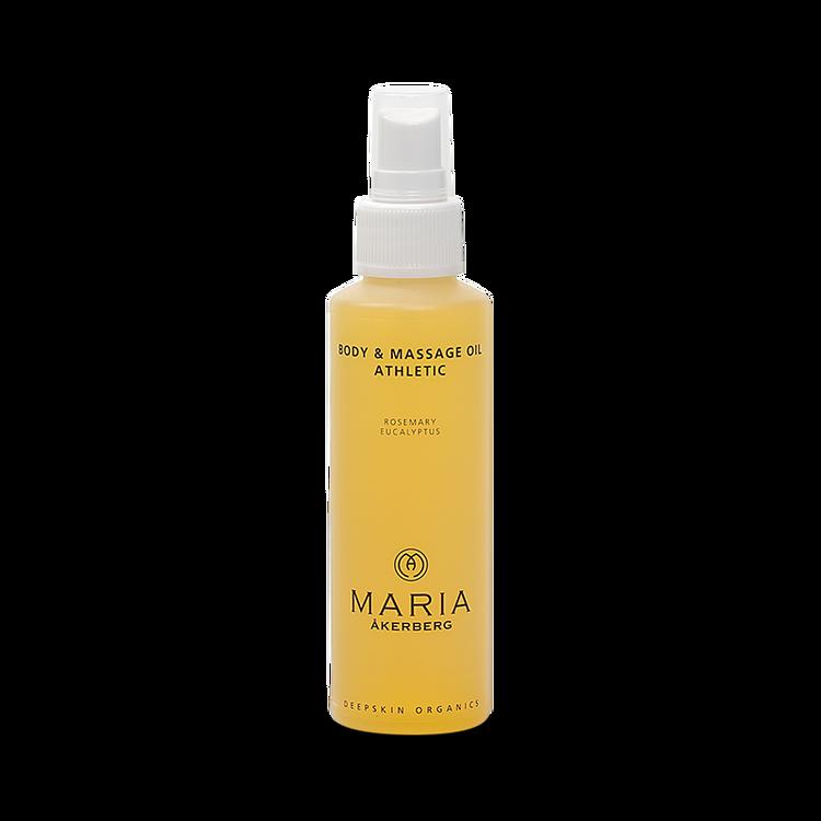 Maria Åkerberg Body & Massage Oil Athletic 125ml