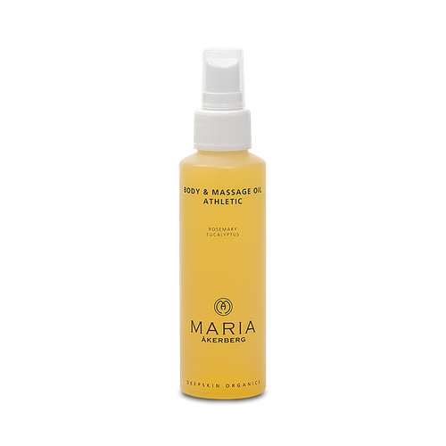 Maria Åkerberg Body & Massage Oil Athletic 125ml