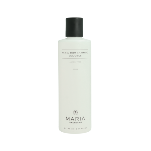 Maria Åkerberg Hair & Body Schampo Liquorice 250 ml