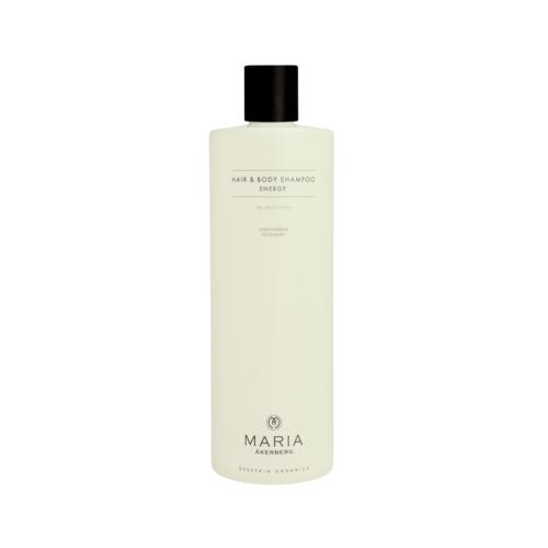 Maria Åkerberg Hair & Body Shampoo Energy 500 ml