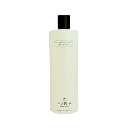 Maria Åkerberg Hair & Body Shampoo Lemongrass 500 ml