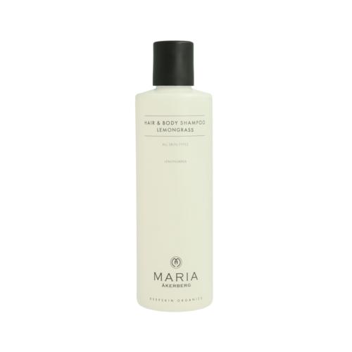 Maria Åkerberg Hair & Body Shampoo Lemongrass 250 ml