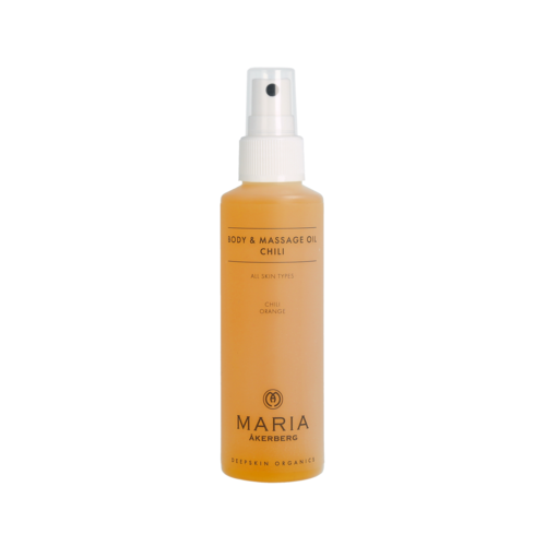 Maria Åkerberg Body & Massage Oil Chili 125ml