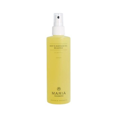 Maria Åkerberg Body & Massage Oil Relaxing 125ml