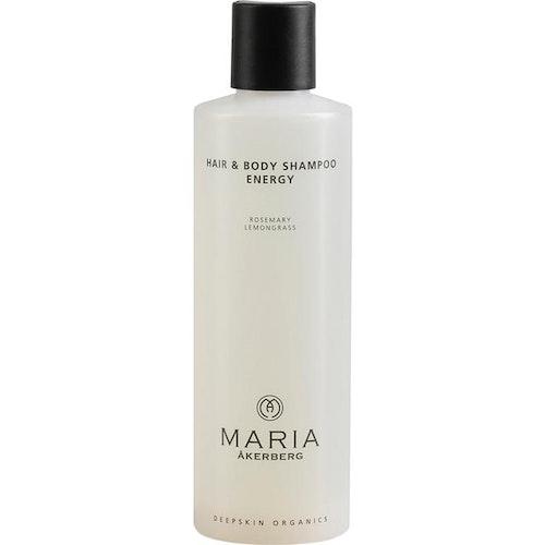 Maria Åkerberg Hair & Body Shampoo Energy 250 ml