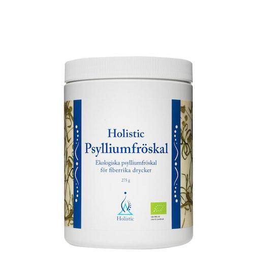 Holistic Psylliumfröskal Eko 275 g