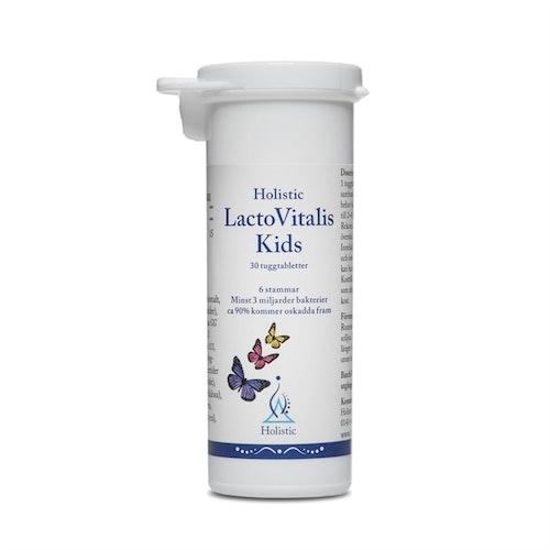 Holistic LactoVitalis Kids 30 kapslar