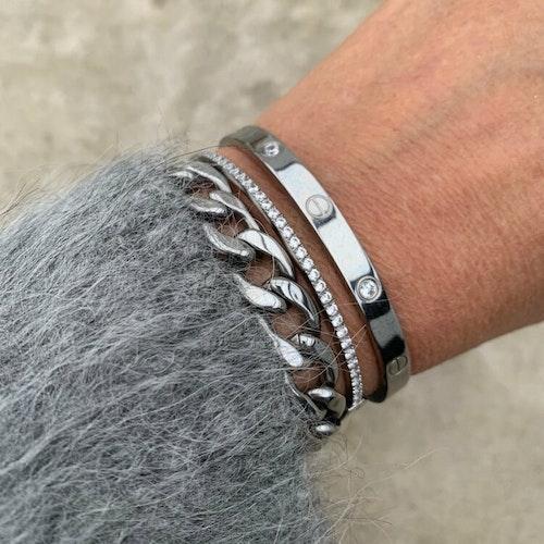 Bud To Rose Carmen bracelet Steel