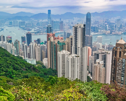 Virtual address in Hong Kong with mail scanning