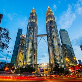 Virtual business address in Kuala Lumpur, Malaysia