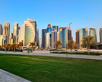 Virtual business address in Doha, Qatar