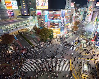 Virtual business address in Tokyo, Japan