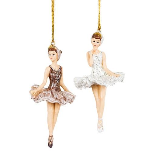 Ballerina osorterade
