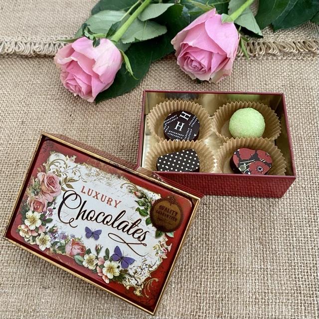 Liten Ask Nostalgia Luxury Chocolates