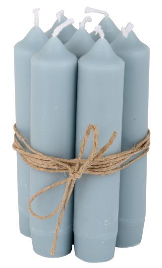 Böneljus blått