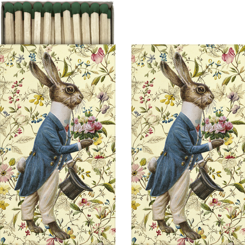 Tändstickor kanin