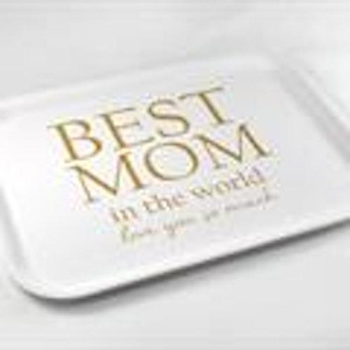 Best Mom Bricka