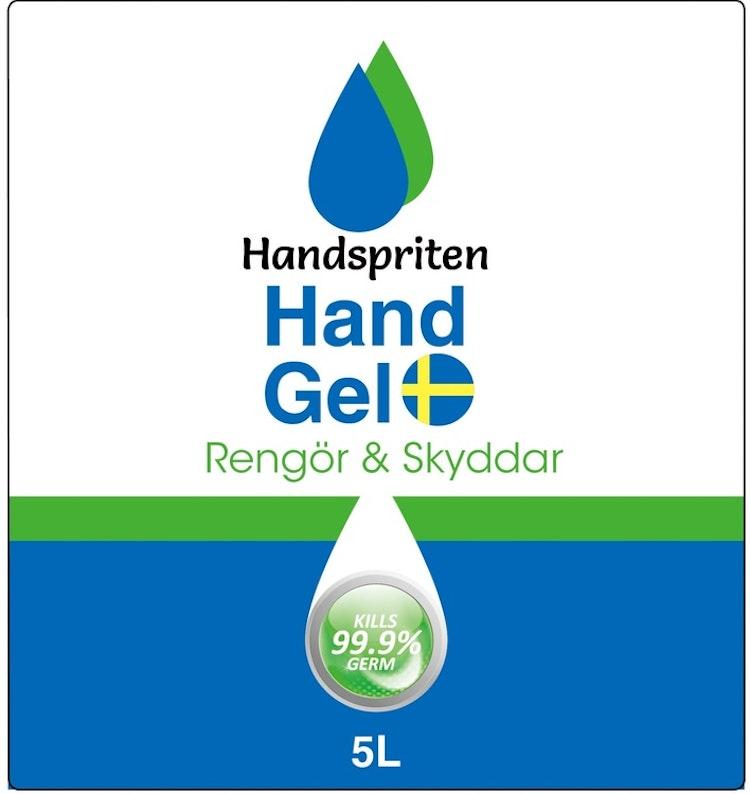 Handdesinfektion 5L