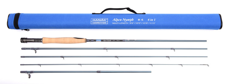 Alpen Nymph 4in1