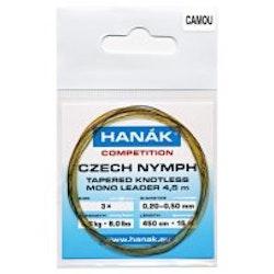 450cm taperade Czechnymftafsar